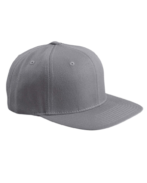 Yupoong 6089 6-Panel Structured Flat Visor Classic Snapback