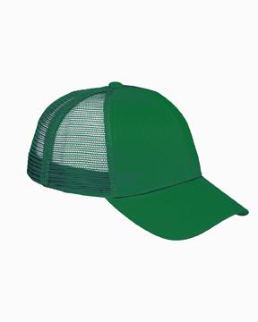 5411a2d56b01f Big Accessories BX019 6-Panel Structured Trucker Cap  2.17 - Headwear