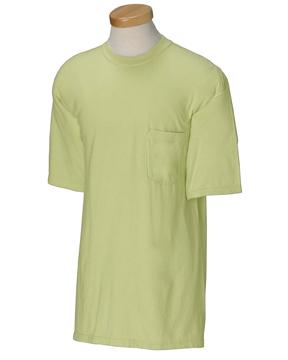Comfort Colors 6030CC 6.1 oz. Garment-Dyed Pocket T-Shirt