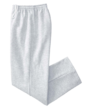 Gildan G184 Adult Heavy Blend™ Adult 8 oz., 50/50 Open-Bottom Sweatpants