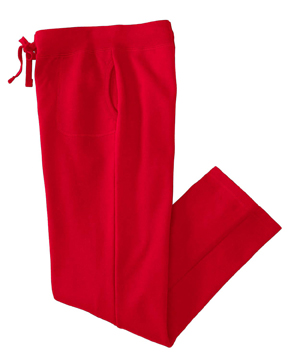 Gildan G184FL Ladies 7.75 oz. Heavy Blend50/50 Open-Bottom Sweatpants