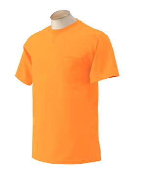Gildan G230 6.1 oz. Ultra CottonPocket T