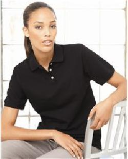 Anvil 8680 Classic Fit Ladies' Pique Sport Shirt