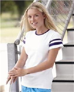 Augusta Sportswear 1275 青少年露营T恤