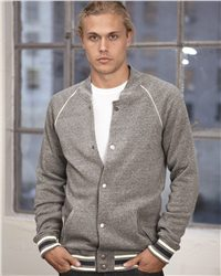 Alternative 9589 Eco Cashmere Baseball Jacket
