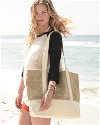 Alternative 8602 Jute Beach Tote
