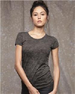 Alternative 12147 女士水手领T恤