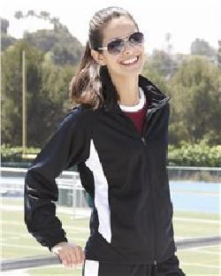 Augusta Sportswear 4392 Ladies' Brushed Tricot Medalist ...