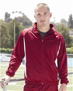 Augusta Sportswear 4390 Brushed Tricot Medalist Jacket