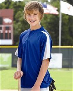 Augusta Sportswear 429 Youth Performance Baseball Jersey