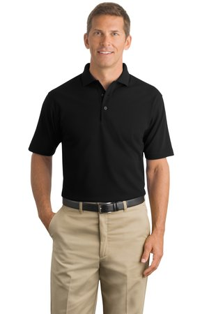 CornerStone® CS402 Industrial Pocketless Pique Polo