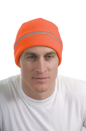 CornerStone® CS800 Enhanced Visibility Beanie with ...