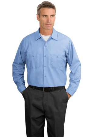 CornerStone® SP14 Long Sleeve Industrial Work Shirt