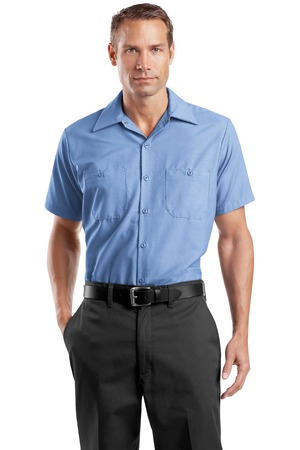 CornerStone® SP24 Short Sleeve Industrial Work Shirt