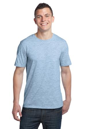 District® DT1000 Young Mens Extreme Heather Crew ...
