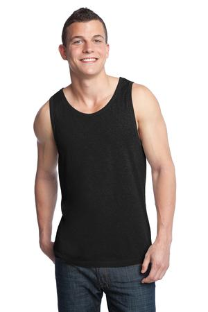 District® DT1500 Young Mens Cotton Ringer Tank