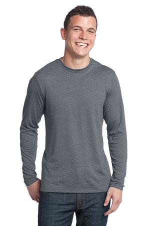 District® DT171 Young Mens Textured Long Sleeve ...