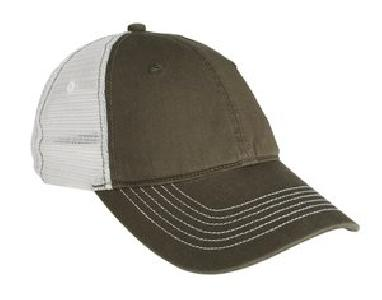 District® DT607 Mesh Back Cap