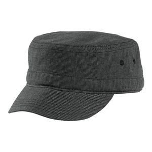 District® DT619 Houndstooth Military Hat