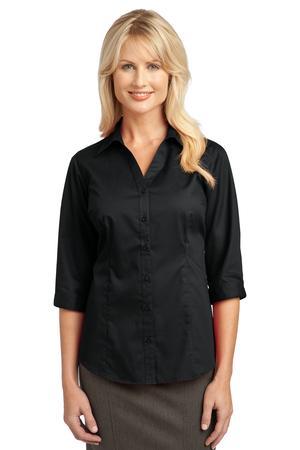 Port Authority® L6290 Ladies 3/4-Sleeve Blouse