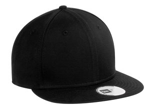 New Era® NE400 Flat Bill Snapback Cap