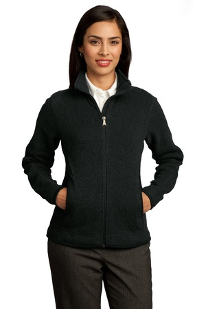 Red House® RH55 Ladies Sweater Fleece Full-Zip Jacket