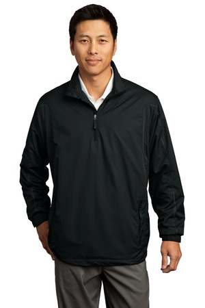 Nike Golf 393870 1/2-Zip Wind Jacket