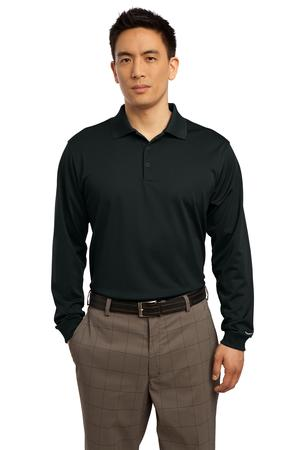 Nike Golf 466364 Long Sleeve Dri-FIT Stretch Tech Polo
