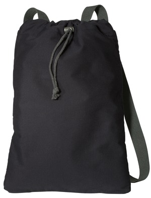 Port Authority® B119 Canvas Cinch Pack