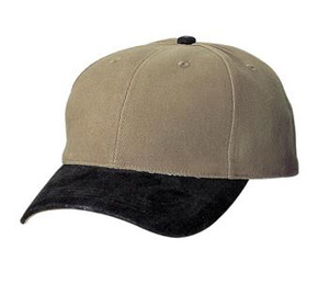 Port Authority® BTS Two-Tone Brushed Twill Cap with ...