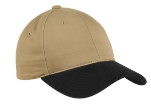 Port Authority® C815 Two-Tone Brushed Twill Cap
