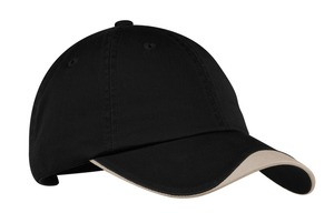 Port Authority® C862 Chevron Curved Cap