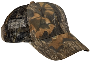 Port Authority® C869 Pro Camouflage Series Cap with Mesh Back