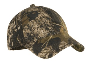 Port Authority® C871 Pro Camouflage Series Garment-Washed Cap
