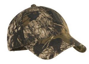 Port Authority® C871 Pro 迷彩服系列水洗帽子