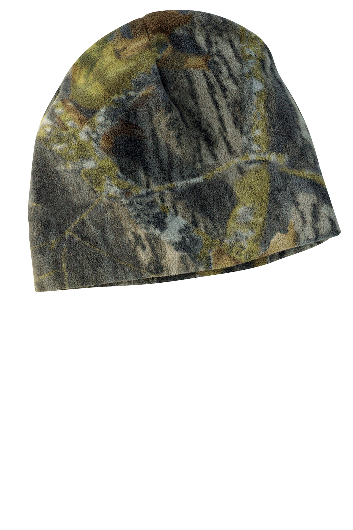 Port Authority® C901 Mossy Oak® Fleece Beanie