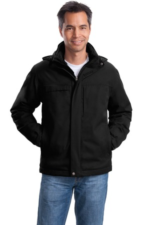 Port Authority® J302 Herringbone 3-in-1 Parka