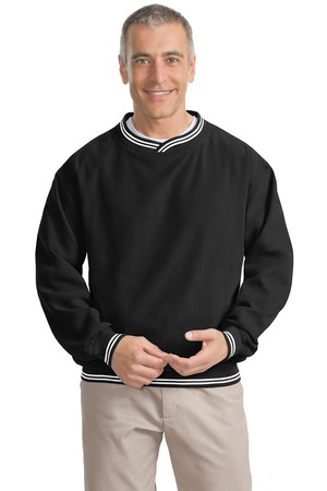 Port Authority J727 Ultra-Soft Microfiber Wind Shirt