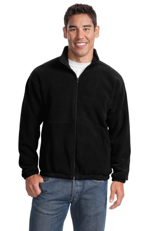Port Authority® JP77 R-Tek® Fleece Full-Zip ...