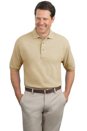 Port Authority® K420 Pique Knit Polo