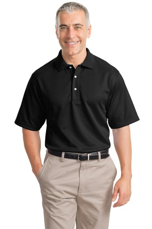 Port Authority® K459 Shadow Stripe Interlock Polo