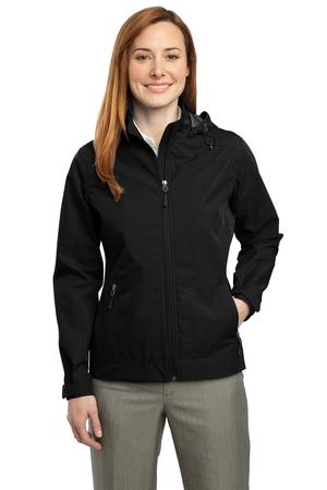 Port Authority® L308 Ladies Reliant Hooded Jacket