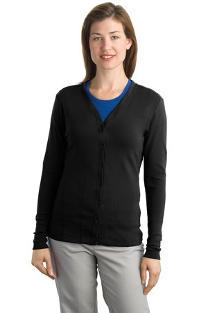 Port Authority® L515 Ladies Modern Stretch Cotton ...