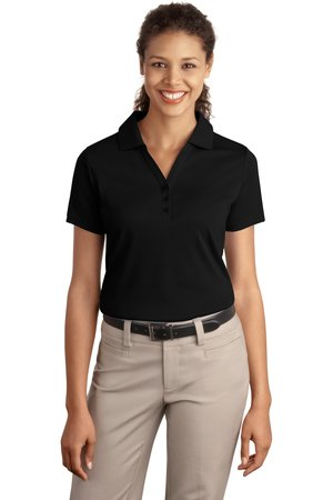 Port Authority® L520 Ladies Silk Touch™ Interlock ...