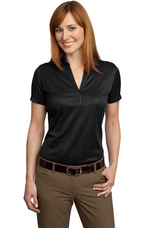 Port Authority® L528 Ladies Performance Fine Jacquard ...