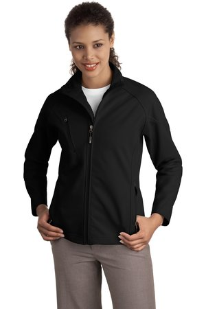 Port Authority® L705 Ladies Textured Soft Shell Jacket