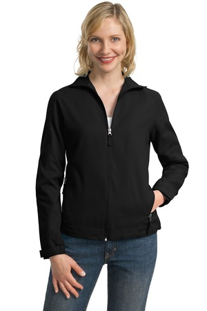 Port Authority® L707 Ladies Full-Zip Wind Jacket