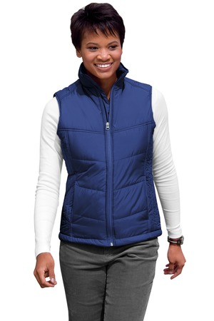 Port Authority® L709 Ladies Puffy Vest