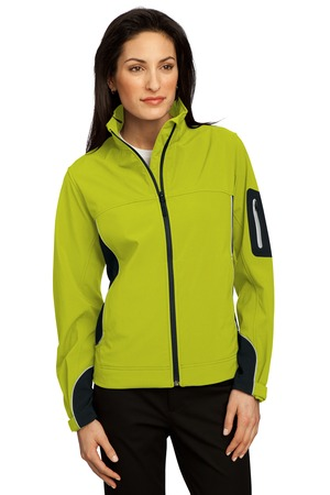 Port Authority® L725 Ladies Quantum Soft Shell Jacket