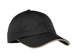 Port Authority® LC830 Ladies Sandwich Bill Cap with ...